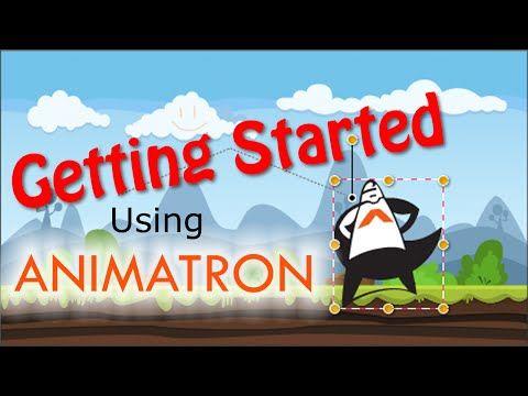Tutorials | HTML5 Online Animation Editor | Animatron