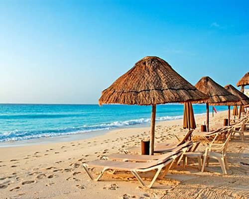 Un domingo en esta playa para disfrutar.