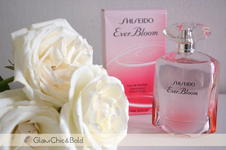 La prima fragranza Shiseido Ever Bloom