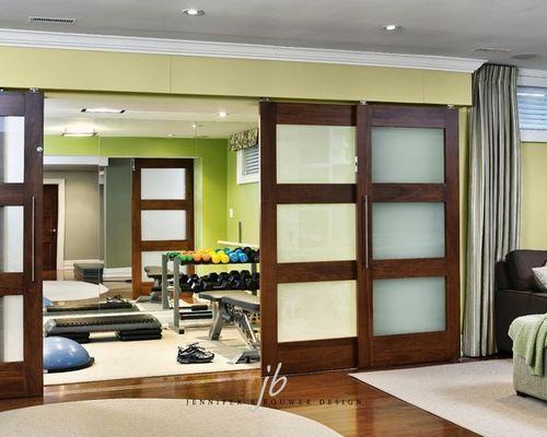 Home Gym Design: 134 Best Basement Gym Ideas Images On Pinterest