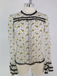 Available @ TrendTrunk.com Anna Sui for Anthropologie Tops. By Anna Sui for Anthropologie. Only $70.00!