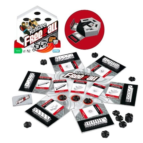 yahtzee free for all game