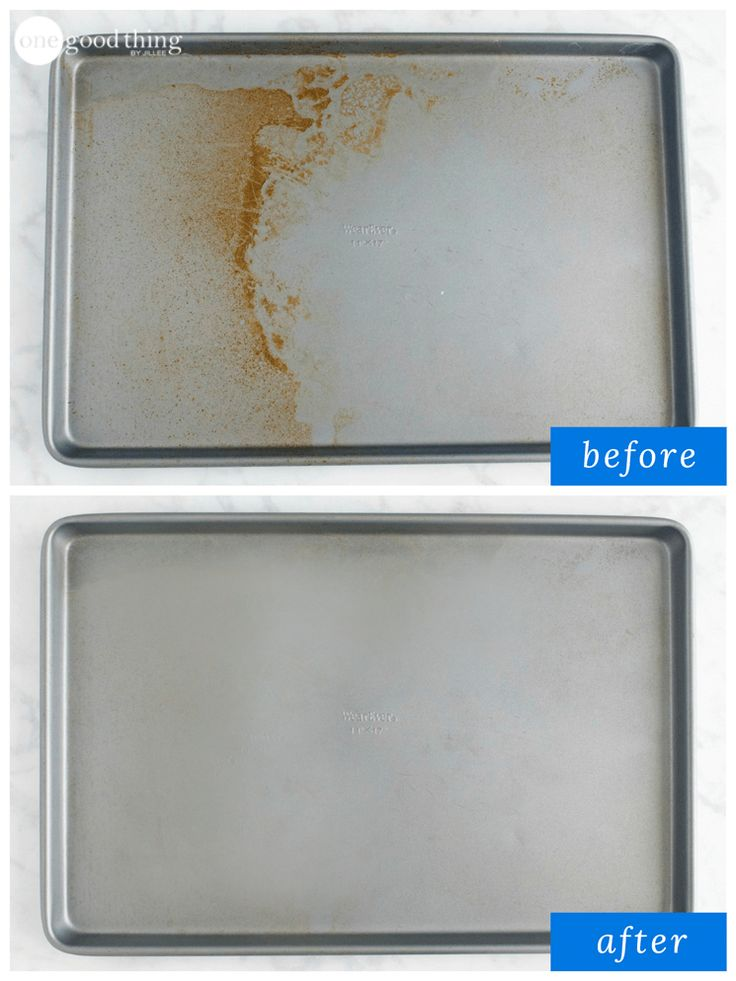 "How To Make My 2-Ingredient Kitchen & Bathroom ""Miracle Cleaner"""