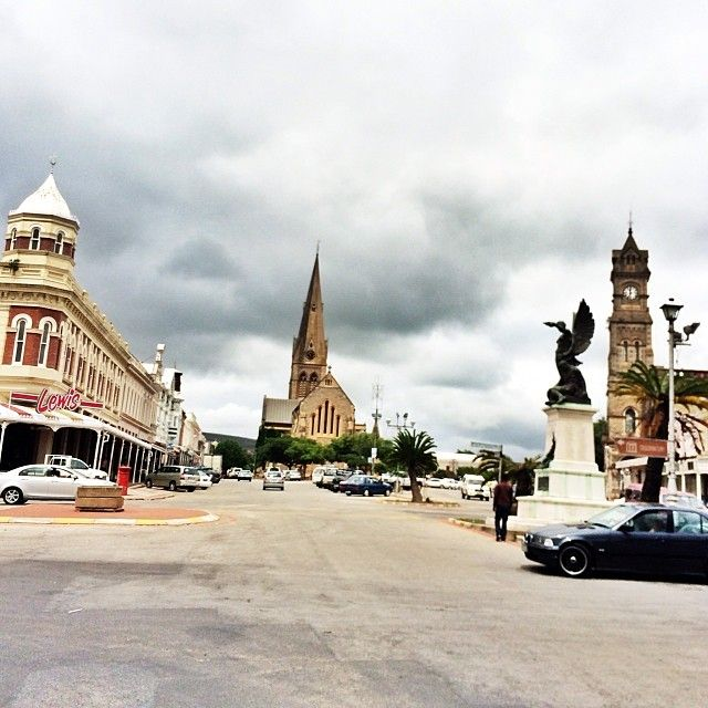 Grahamstown in Eastern Cape, South Africa