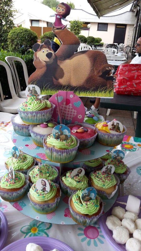 Cupcakes masha