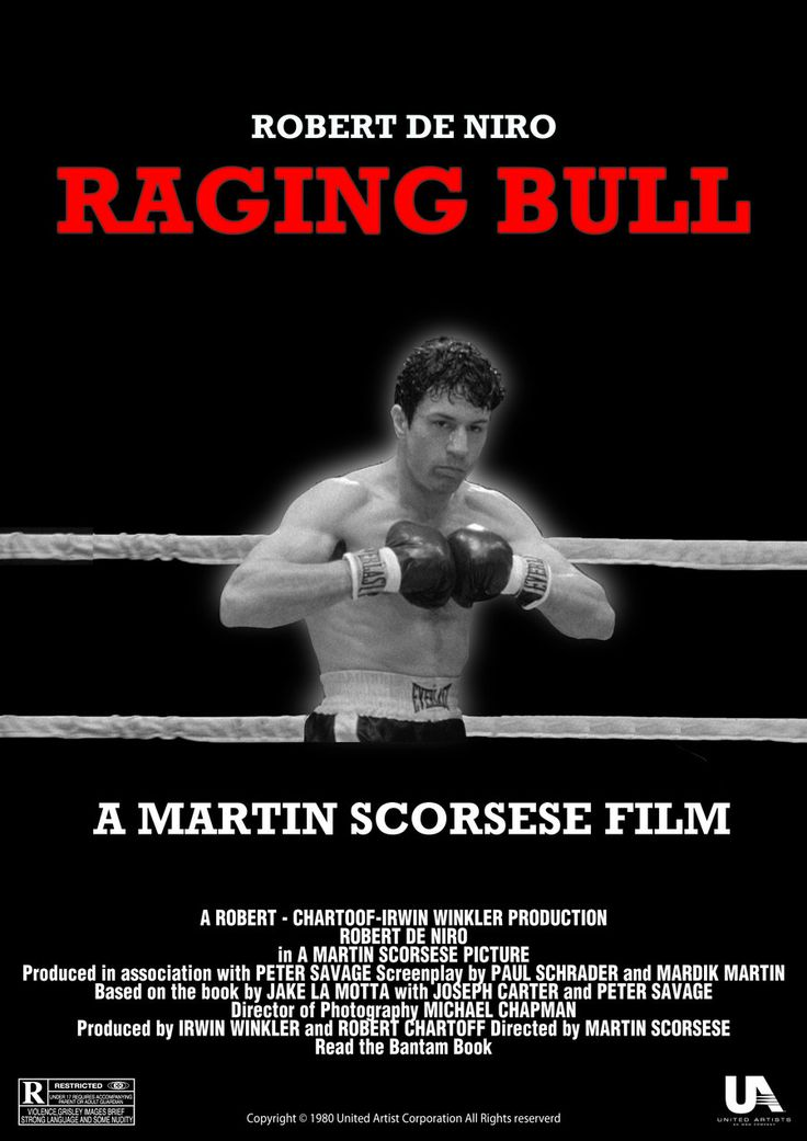 martin scorsese's raging bull a true For raging bull, martin scorsese was reunited with michael chapman, who had photographed taxi driver together with the great editor thelma schoonmaker, they helped.