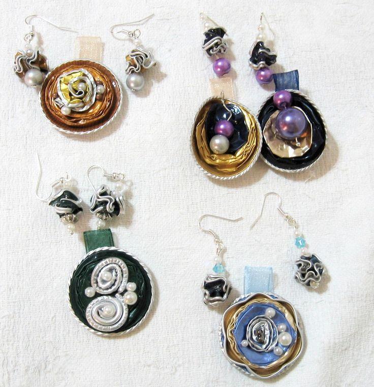 1000 idee su collane con ciondoli su pinterest gioielli for Porta capsule fai da te