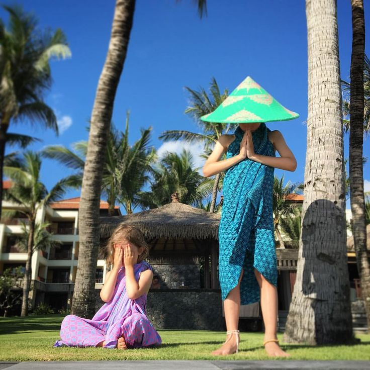 Greeting a new day under the same Sun ☀️ #lindahering #sarongoberoi lavendel and #sarongfloweroflife marine #playful #suryanamaskar ☀️ ☀️ ☀️ #madewithloveinbaliღ #handmade #sarong #beachthrow #newcollection #accessories #musthaves #girlfriend #hippiechic #fashionista  #bohostyle #bohemianstyle #boholuxe #boho #artisinal #freespirit #indonesia #beachfashion #resortfashion #summer2017