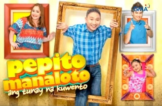 Pepito Manaloto Ang Tunay na Kwento GMA Network | Pepito Mamaloto The Real Stories KB Entertainment Unlimited Inc | GMA Pinoy TV - Television Series