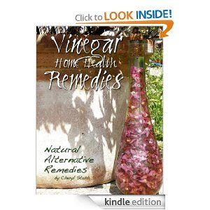 Vinegar Home Health Remedies