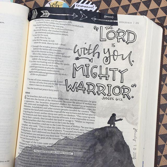 Judges 6:12