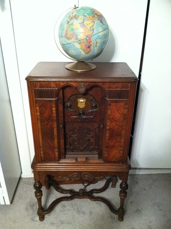 207 Best Old Radios And Images On Pinterest Antique