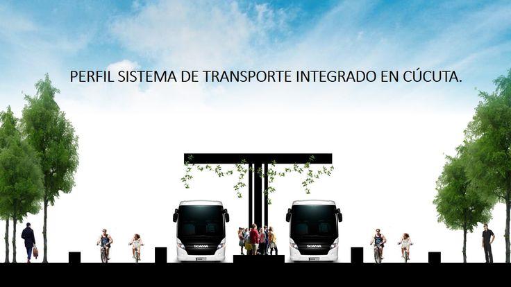 Perfil Av. Libertadores  Sistema de transporte masivo.