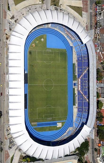 Estadio Pascuel Guerrero de Santiago de #Cali #Colombia