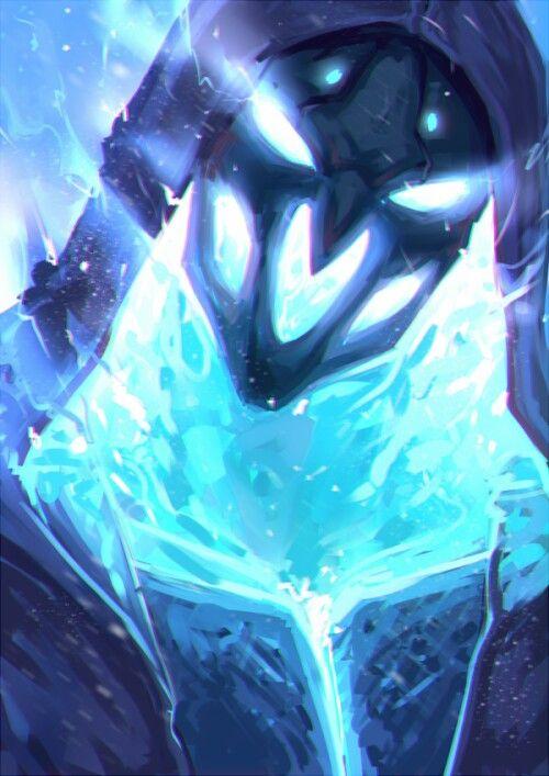 Shiver Christmas Reaper http://moni158.deviantart.com/art/Christmas-Reaper-651278463