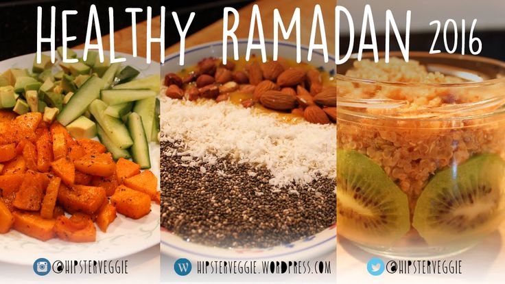 HEALTHY RAMADAN MEAL IDEAS  Video  Description *~ OPEN FOR DEETS BOO ~* HEY 🙂 share this video with someone who is fasting! ramadan mubarak to all my muslim viewers :)))) *~ CHECK OUT MY LAST VIDEO ~* HOW TO MAKE HEALTHY, SPELT ROTI: *~ COME STALK ME ~* Instagram: @hipsterveggie Twitter:... - #Videos https://healthcares.be/videos/best-diet-and-healthy-recipes-video-healthy-ramadan-meal-ideas/