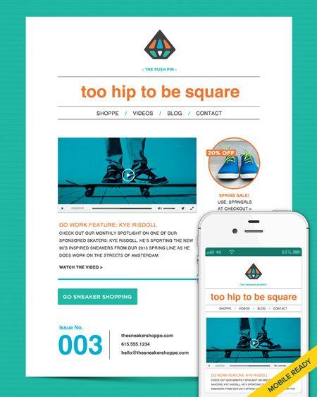 Best 25+ Email template design ideas on Pinterest