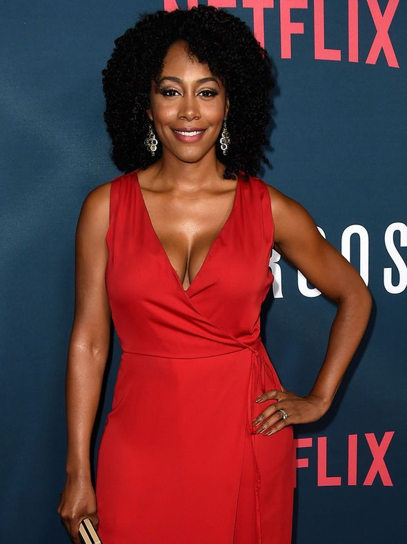 25+ best ideas about Simone Missick on Pinterest | Misty ...