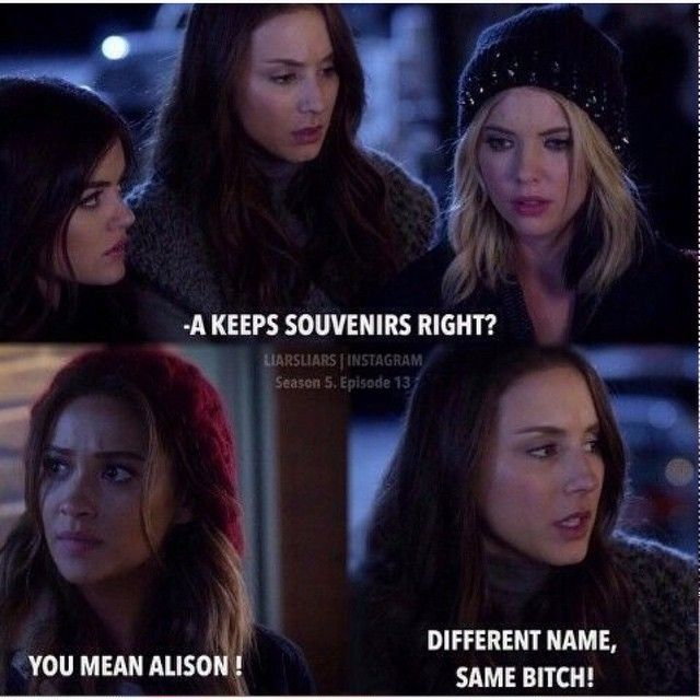 "#PLL 5x13 ""How the 'A' Stole Christmas"""