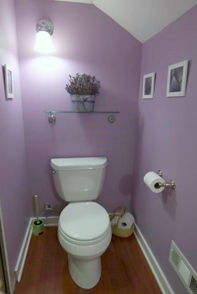 The 25 best lavender bathroom ideas on pinterest lilac for 2nd bathroom ideas