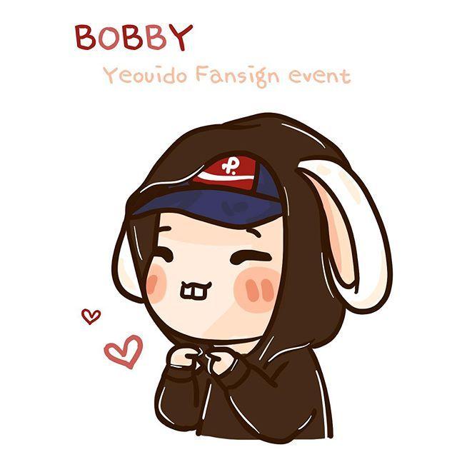 #Bobby #IKON