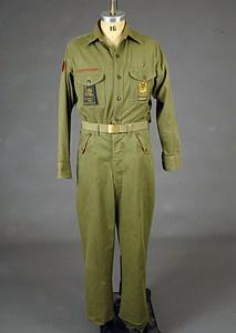 Boy Scout Uniform, 1950