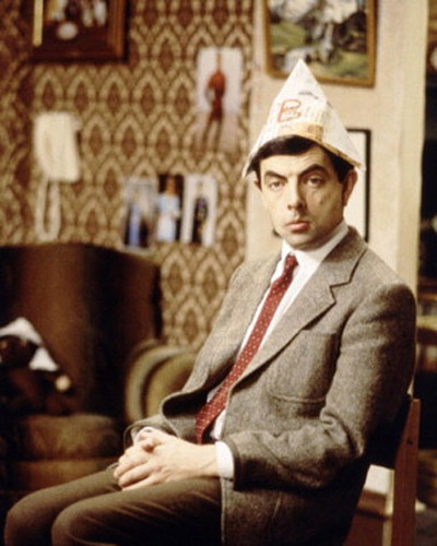 Mr Bean is one of Rowan Atkinson's most popular and successful characters. Poor old Mr Bean is known all over the world for his clumsiness and very silly adventures.