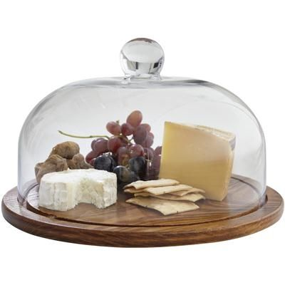Glass Dome Cheese Storer kmart $15