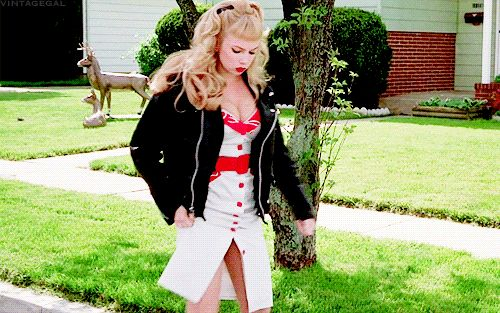 Traci Lords in John Waters' Cry-Baby (1990)