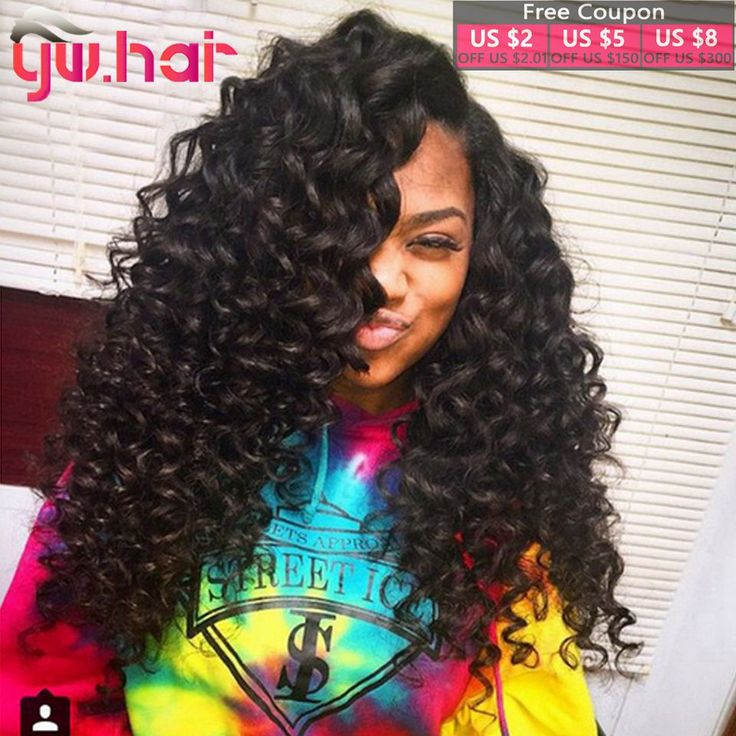 25 beautiful curly sew in weave ideas on pinterest big curly indian virgin hair natural wave 3pcs 6a virgin indian curly hair raw virgin indian hair deep pmusecretfo Images
