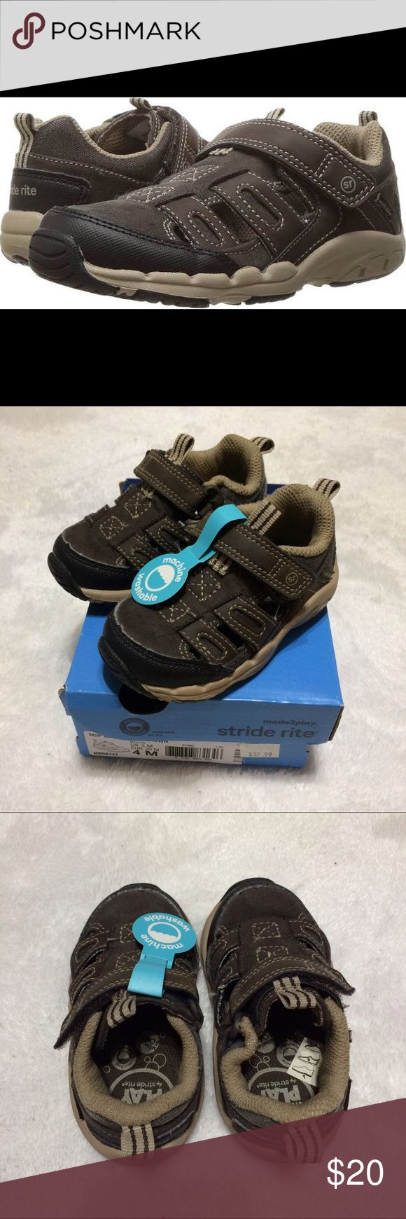 Mer enn 25 bra ideer om baby shoes size 4 p pinterest babyfot stride rite made 2 play baby allen shoes size 4 nwt nvjuhfo Images