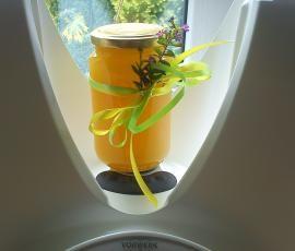 Rezept Mangomarmelade von thermino - Rezept der Kategorie Saucen/Dips/Brotaufstriche