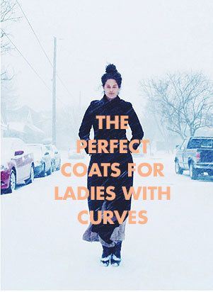 5 Stylish Coats for Ladies with Curves