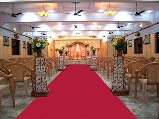 Wedding Hall Decoration Interior Design Ideas Wedding