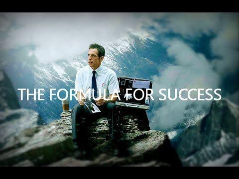 THE FORMULA FOR SUCCESS - Motivational Video