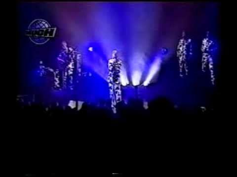 Erasure - Cowboy Tour - Teatro Broadway, Buenos Aires, Argentina 08-Nov-...