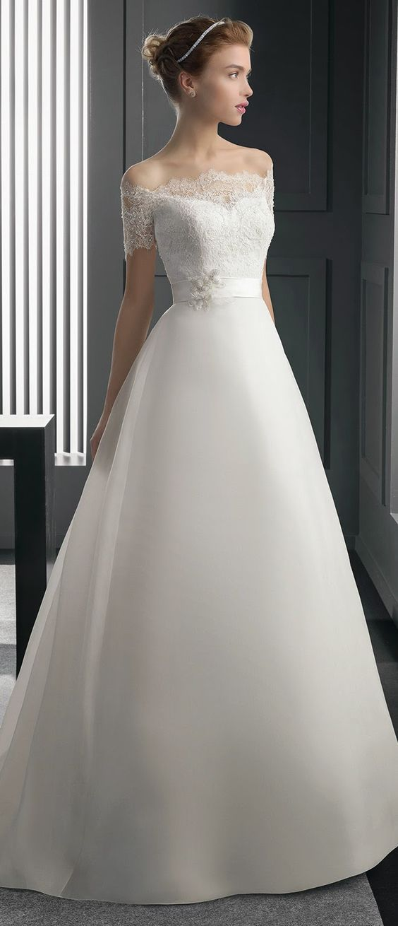 Two by Rosa Clara 2015 Bridal Collection - Part 2  | bellethemagazine.com: