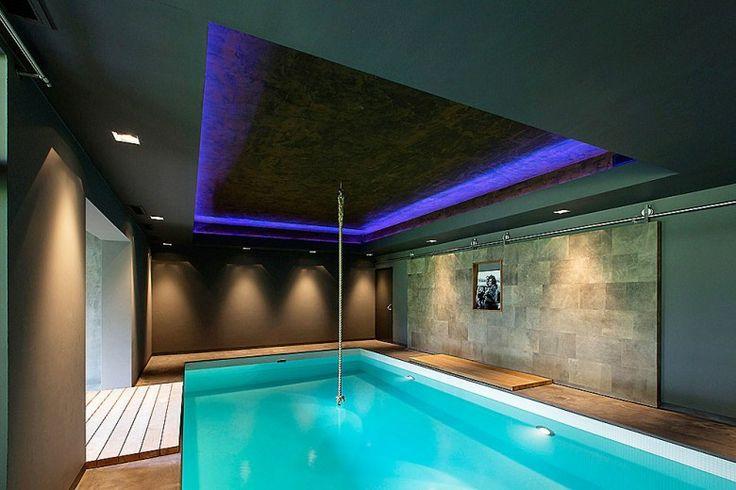 Glamour wellness interieur ontwerp. Walhalla.com