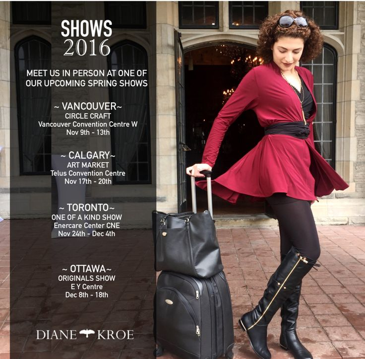Diane Kroe Fall 2016 Shows