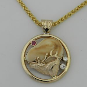 Pagosa springs goldsmith custom made for What is platinum jewelry made of