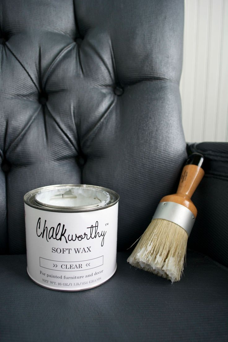 One of the most exciting qualities of Chalkworthy™ Antiquing Paint is its ability to makeover fabric and upholstery.  So, we went on a mission to find the perfect fabric chairs to rescue & relove....