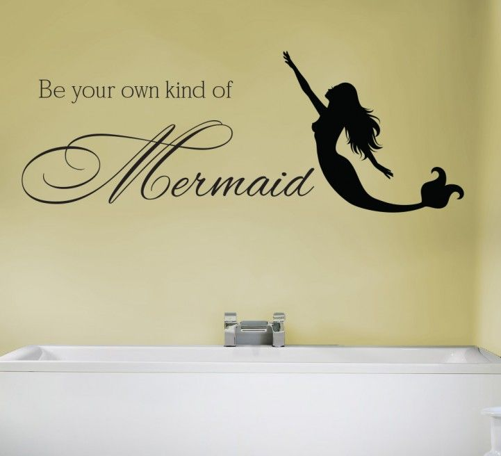 14 best Bathroom Wall Art Stickers From Smarty Walls http://www ...