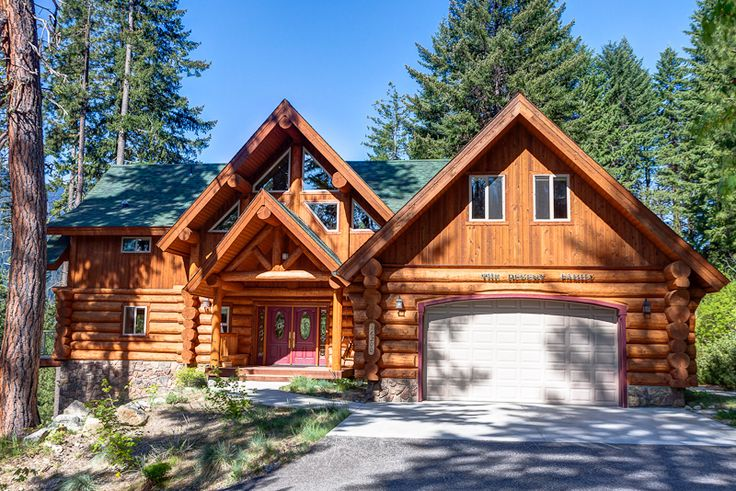 17 best images about leavenworth houses on pinterest for Leavenworth cabin rentals