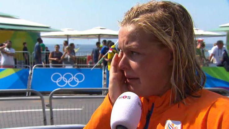 Goud voor Van Rouwendaal op 10 kilometer - Olympische Spelen 2016 | NOS