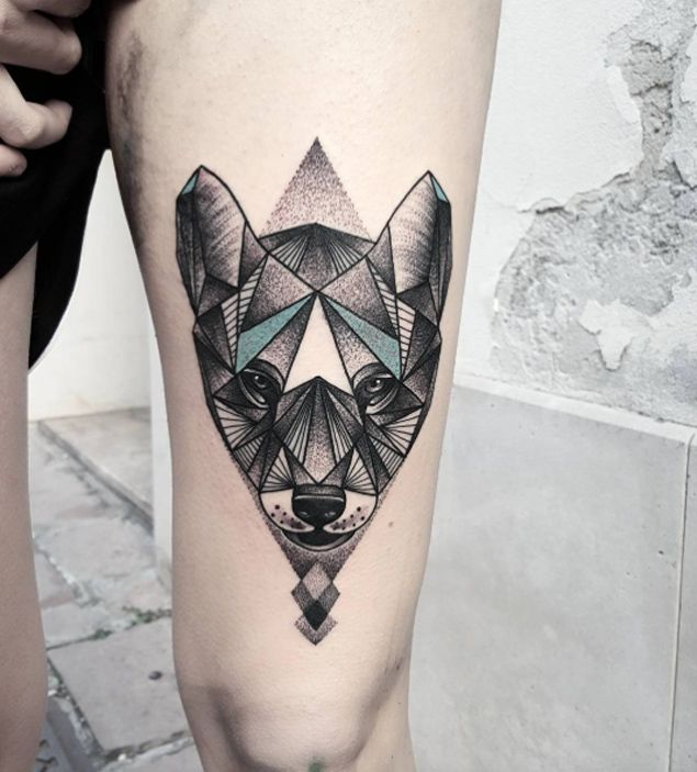 20 best images about .Tattoos. on Pinterest | Geometric ...