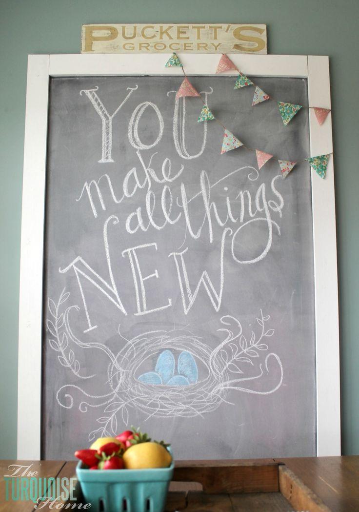 155 Best Chalkboard Art Images On Pinterest Chalk Talk