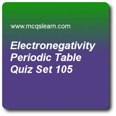 Ms de 25 ideas increbles sobre table quiz questions en pinterest electronegativity periodic table quizzes chemistry quiz 105 questions and answers practice chemistry quizzes based questions and answers to study urtaz Gallery