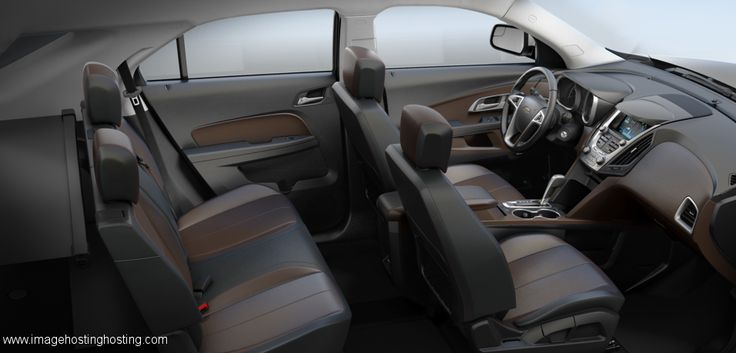 2012 Chevrolet Equinox Interior Colors