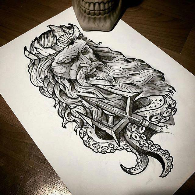 Sleeve Tattoo Generator: #flashtattoo #tattoo Samoan Symbols And Meanings, Bald
