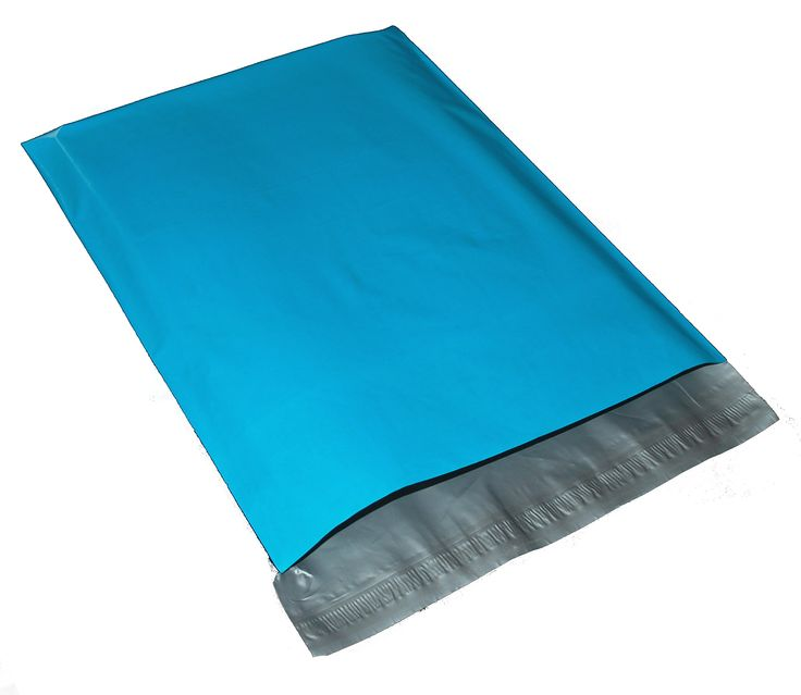 100 10x13 BLUE Poly Mailers Shipping Envelopes Bags By ValueMailers